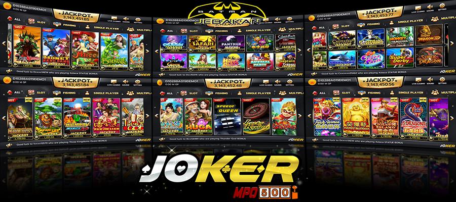 Cara Bermain JokerGaming