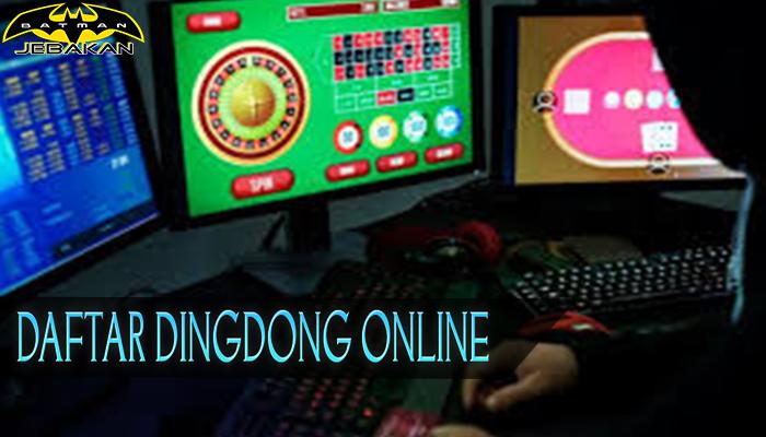daftar dingdong online