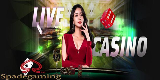 Judi Casino Online Spade Gaming Terbaru 2021